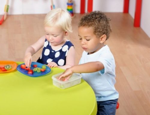 How to entertain a pre-schooler at home, the Montessori way
